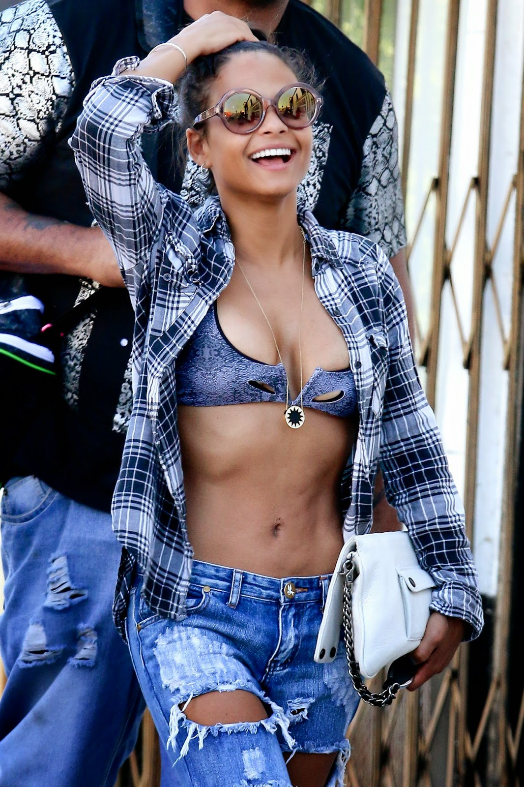 Christina Milian Knows How To Dress