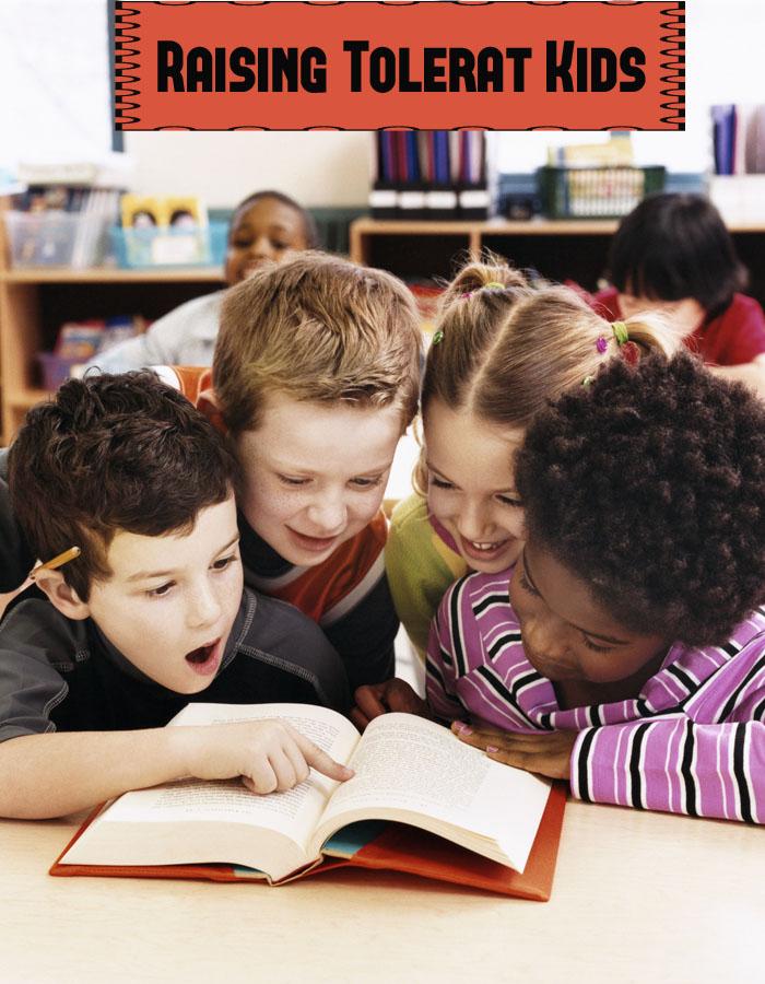 Raising Tolerant Kids