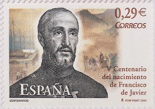 V CENTENARIO DEL NACIMIENTO DE FRANCISCO DE JAVIER