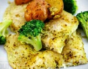 resep ikan dori panggang
