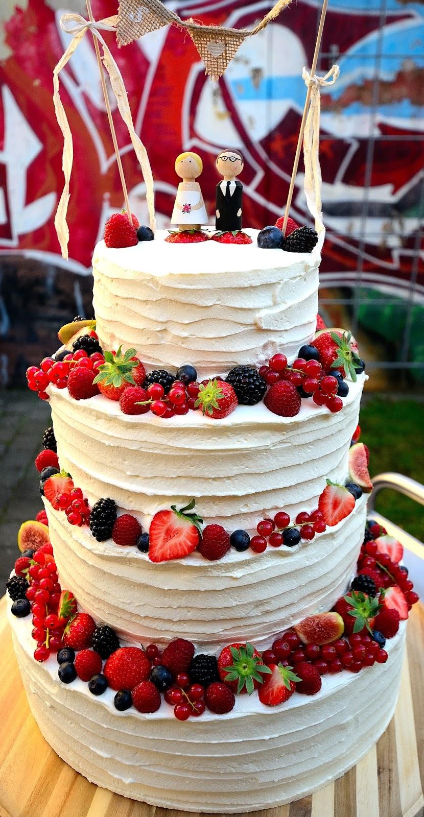 4 Stockige Hochzeitstorte Fur Sabrina Jorg Bakerydoings
