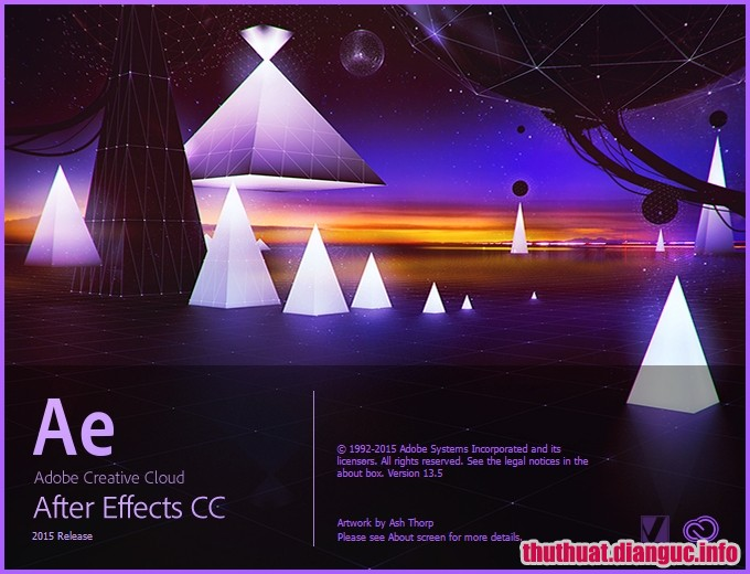 Download Adobe After Effect CC 2015 Full Cr@ck Fshare