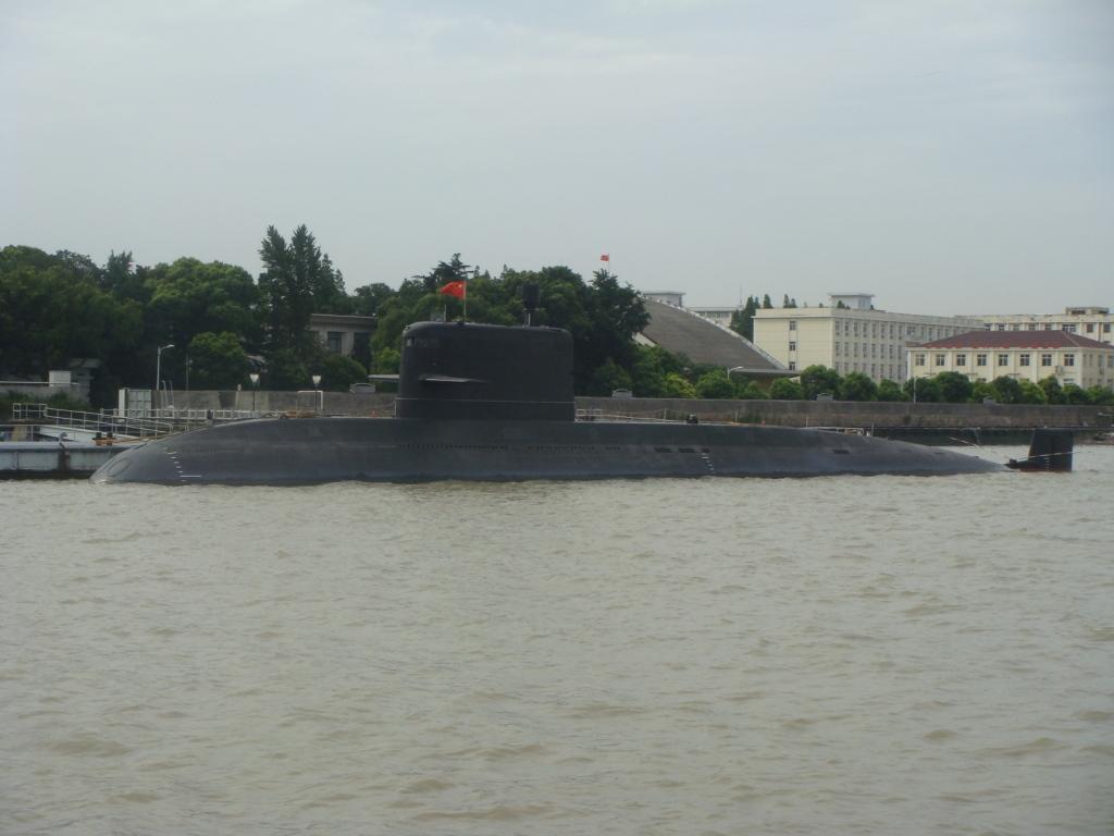 Chinese Type 041 Yuan Class Submarine | Chinese Military ... |Type 041 Submarines