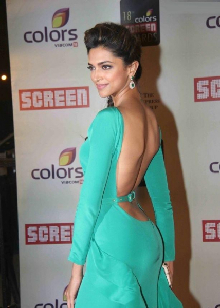 Deepika padukone latest hot backless pics
