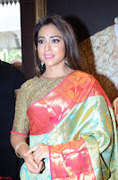 Shriya Saran Looks Stunning in Silk Saree at VRK Silk Showroom Launch Secundrabad ~  Exclusive 117.JPG