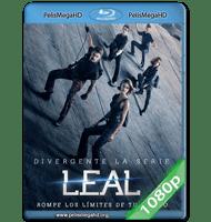 DIVERGENTE LA SERIE: LEAL (2016) FULL 1080P HD MKV ESPAÑOL LATINO