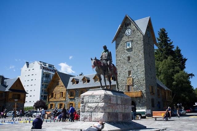 História do Centro Cívico de Bariloche