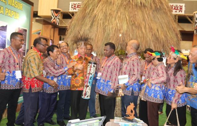 Hutan di Papua Belum Dikelola Baik