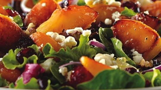 California Pizza Kitchen Peach Salad Recipe
