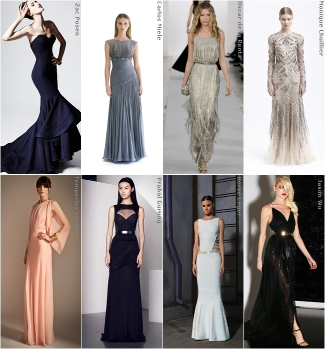 pre-fall 2013 elegant looks favorite designer collections
