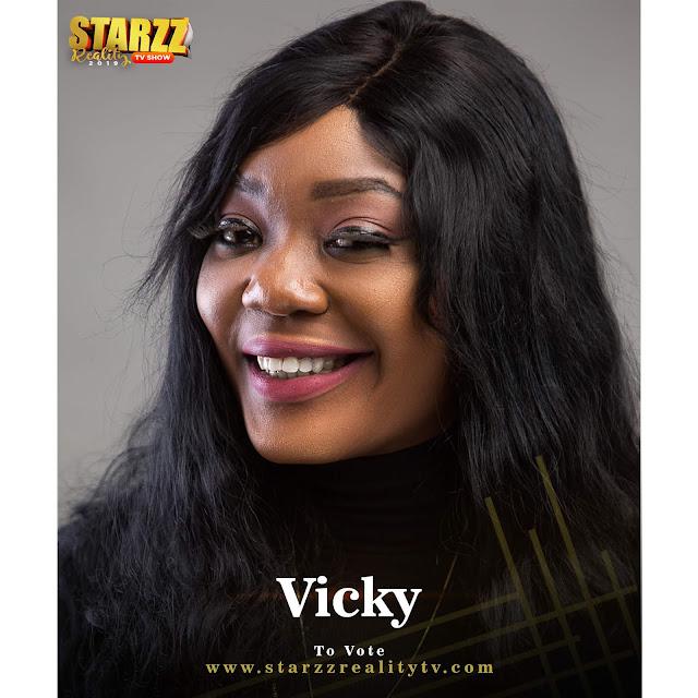 Meet Starzz Reality Tv Housemates 2019