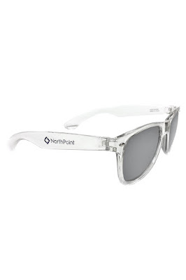 NorthPoint Waikiki Mirrored Tonal Sunglasses