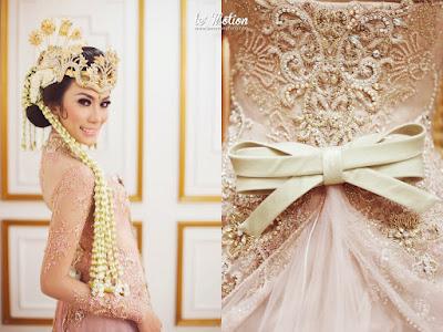 Model Kebaya Pengantin Terbaru Sunda Untuk Hari Pernikahanmu