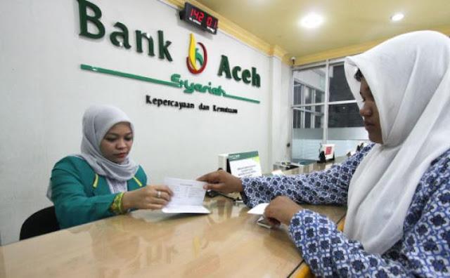 Pembiayaan di Bank Aceh Syariah untuk Proyek Besar Capai Rp12,5 Triliun