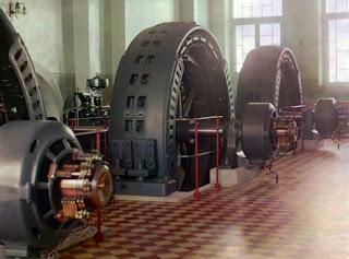 Generator arus listrik