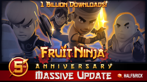 Fruit Ninja MEGA MOD APK 2.3.2