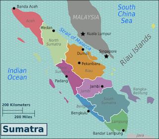 Sumatra Map