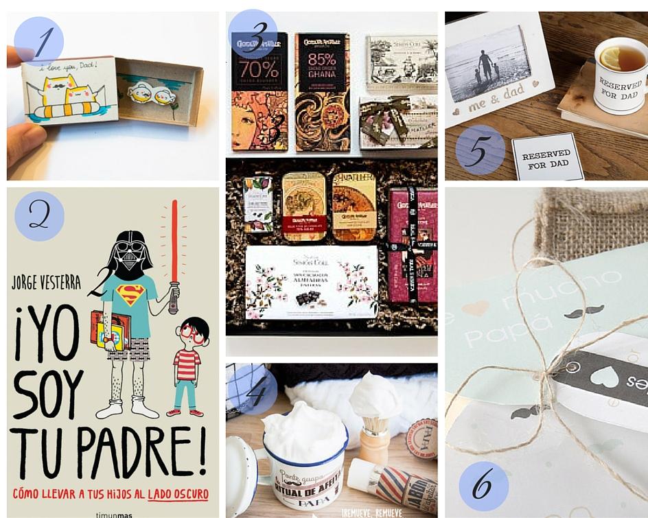 Ideas de regalos para pap valentina y el pa s menudo - Ideas para regalar en reyes ...