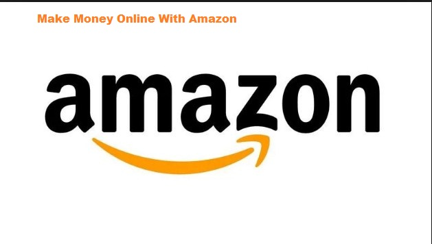 Make Money with Amazon Online Jobs Work From Home