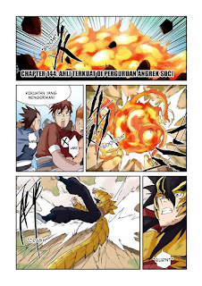 Tales of Demons and Gods Chaptet 144 Bahasa Indonesia