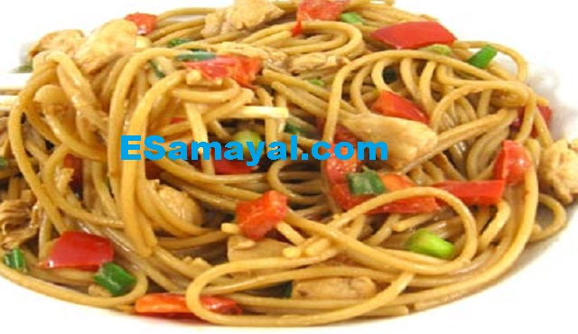 நியூட்ரிஷியஸ் நூடுல்ஸ் செய்வது எப்படி? | Nutrius Noodles Recipe !