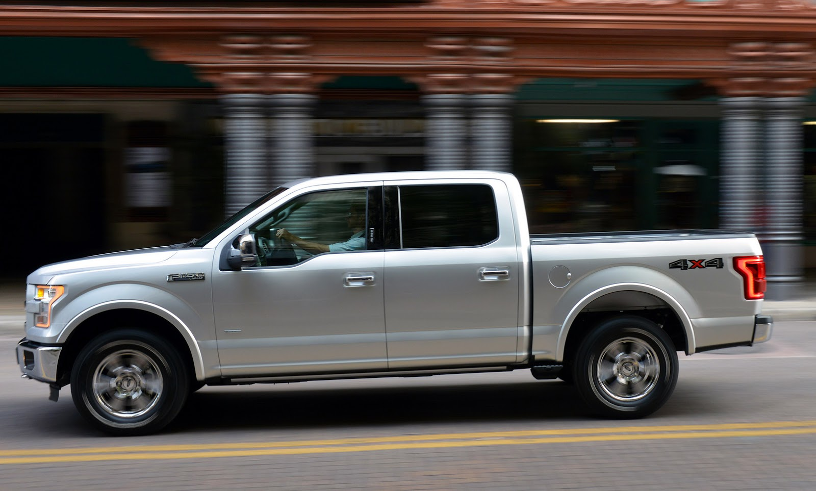 U Spy: Is There Anything Different About These Ford F-150s?