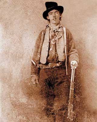 Billy the Kid real