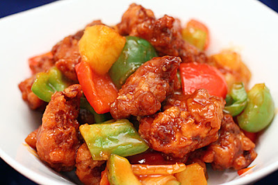 Resepi Ayam Masak Masam Manis