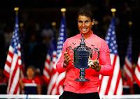 TENIS (US Open masculino 2017) - Rafa Nadal afianza el número 1 ganando su tercer US Open y por primera vez junto a Garbiñe dos españoles se sitúan en lo más alto del tenis