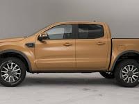 2019 Ford Ranger Dimensions
