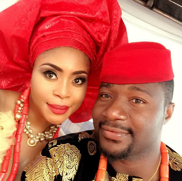 mimi orjiekwe wedding pictures