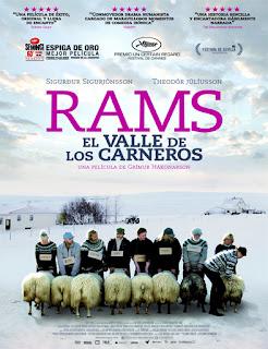 Carneros: La historia de dos hermanos y ocho ovejas (2015)