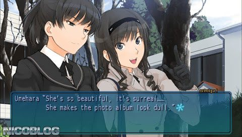 Dating Sims voor PSP met Engels patch