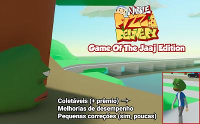 jogo indie brasileiro npd nibble pizza delivery game jaaj
