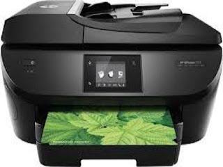 Picture HP Officejet 5743 Printer