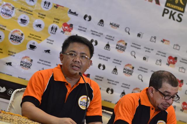 PKS Utamakan Persatuan Umat Dalam Penentuan Idul Fitri
