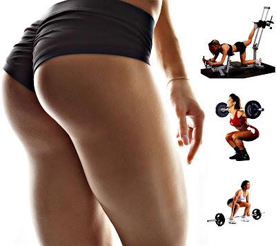 Dieta volumen glúteos sin grasa ejercicios