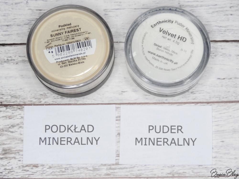 podkład mineralny czy puder mineralny - błędy językowe