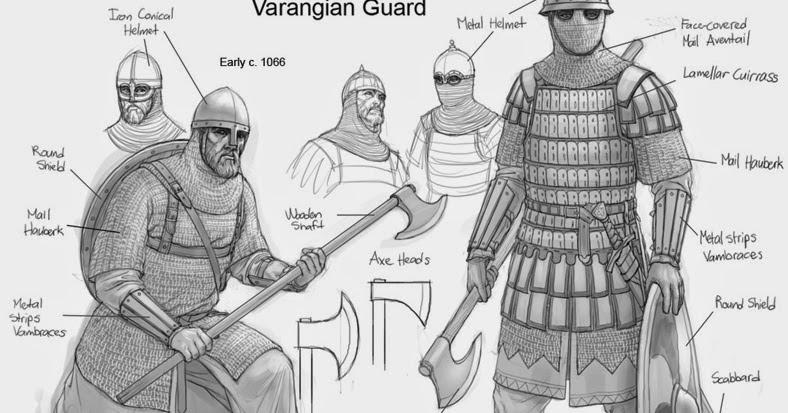 Elfmaids & Octopi: Vikinglog: Byzantium to Bagdad