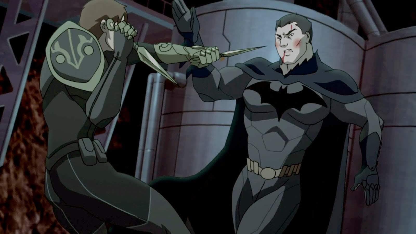 DC & Warner Bros Caught Plagiarizing Youtuber ? : ワーナー・DC のヒーロー・アニメ「バットマン vs. ロビン」に、パクリ疑惑が浮上 ? !