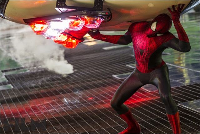 The Amazing Spider-Man 2: El poder de Electro... 5 sobre 10