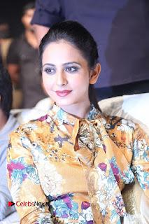 Actress Rakul Preet Singh Stills in Short Dress at Dhruva Pre Release Function  0024.JPG