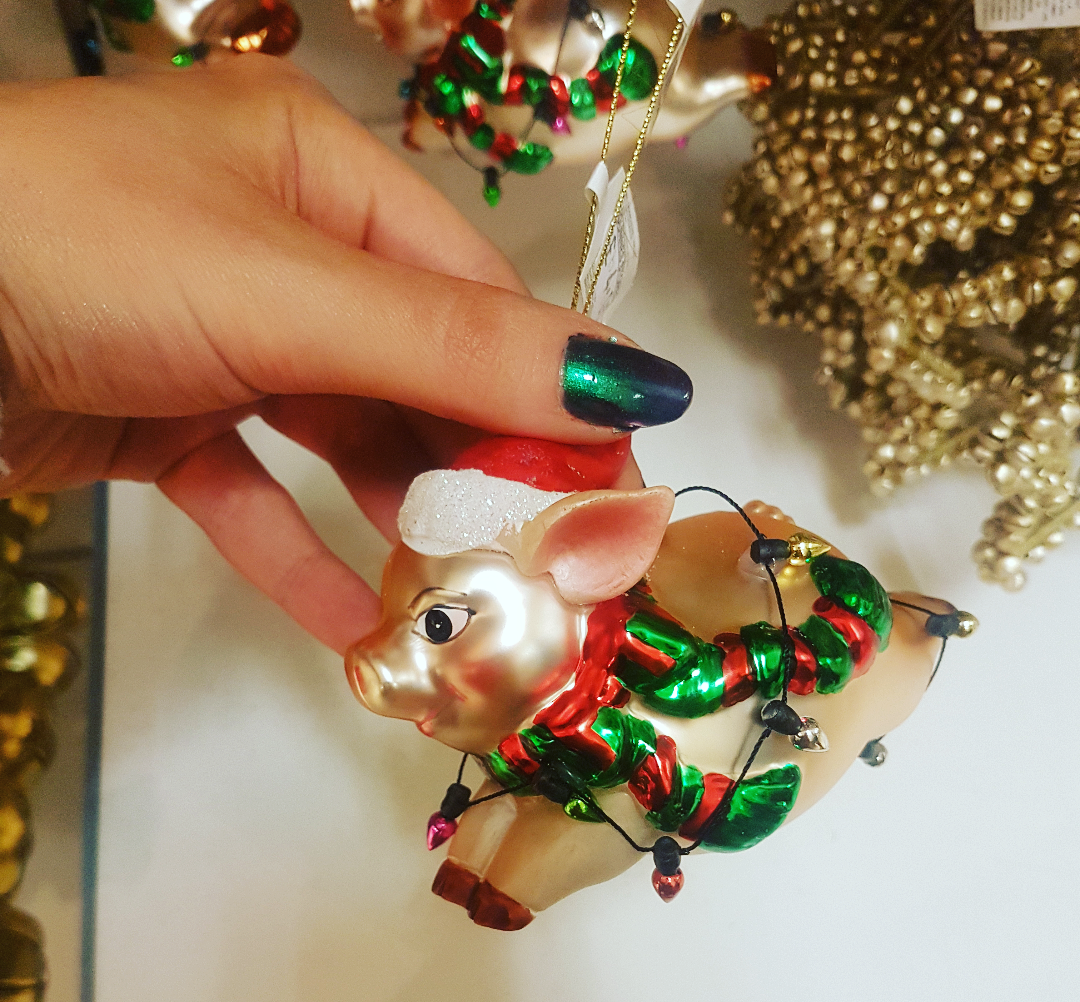 Dunnes Store Christmas Decorations: Quirky Christmas: Carolyn Donnelly Eclectic Collection