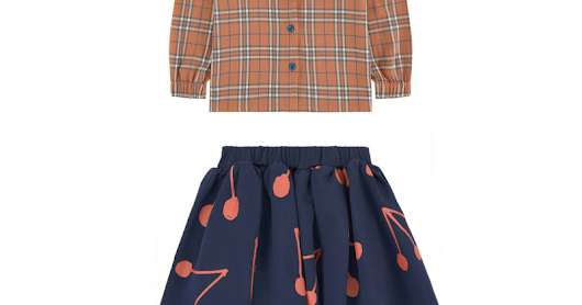Kids fashion blog: Perfect fall back to school look