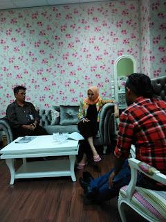 Andi Ichi dan Arham Basmin Siap Berkontribusi di Event Napak Tilas