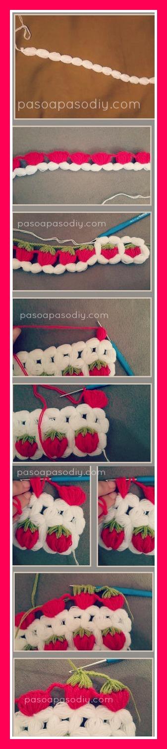 frutillas_como_tejer_a_crochet