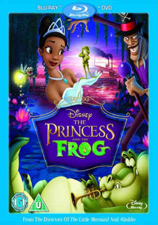 The Princess and the Frog 2009 BRRip 300MB Hindi Dual Audio 480p Watch Online Full Movie Download bolly4u