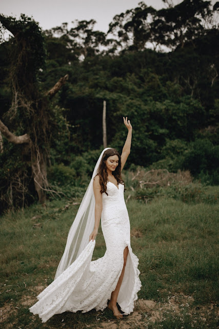 BOHEMIAN BRIDAL GOWNS WEDDING DRESS CHARLOTTE EXTON PHOTOGRAPHY GOLD COAST