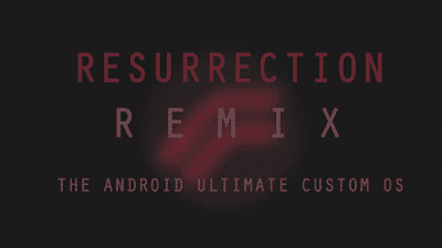 Resurrection Remix for k3 note