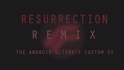 Resurrection Remix for k3 note